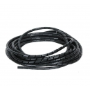 Espiral Recogecables Helicoidal 15Mm X 10M - Negro