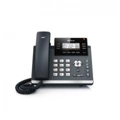 TELEFONO IP YEALINK T42G 3XSIP LCD 2.7'' 2XRJ45 POE
