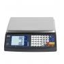 BALANZA COMERCIAL XFOC-30 30Kg 310x220mmRS CONEXION RS-232 (BATERIA+LUZ)
