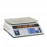 BALANZA COMERCIAL M6 30Kg 340X225 + IMPRESORA + VISOR ALTO