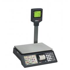 Balanza Comercial Gram M4 15Kg 330X230Mm + Impresora + Visor Alto