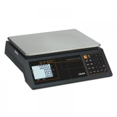 BALANZA COMERCIAL ZFOC-15 15Kg 330X230mm (FUNCION PILAS)
