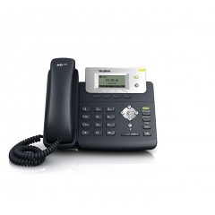 Telefono Ip Yealink Sip-T21P +Poe + 2 Lineas Sip + Negro