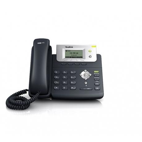 TELEFONO IP YEALINK SIP-T21 2 CUENTAS SIP POE