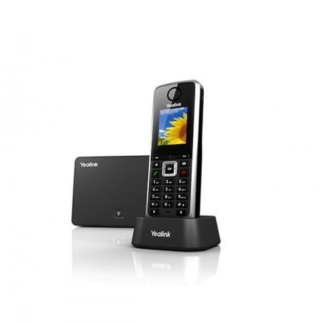 YEALINK W52P TELEFONO IP DECT