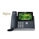 Yealink Sip-T48S Poe 16Xsip Gigabit Telefono Ip Tft 7'' (Outlet)