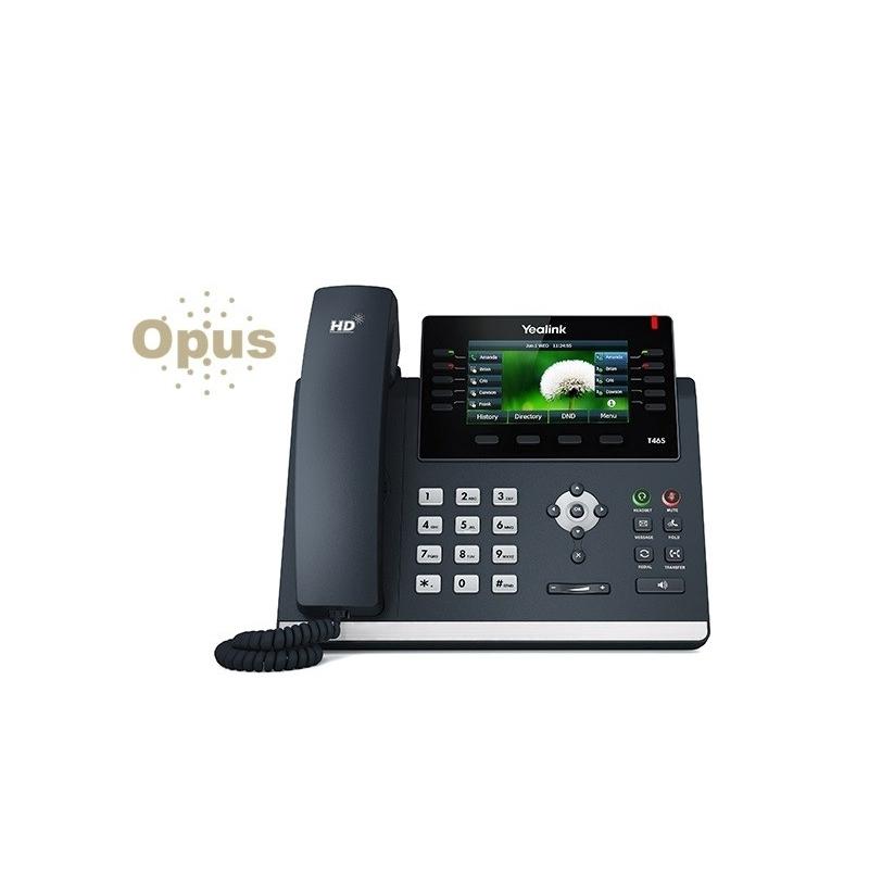 Yealink Sip T46S Poe 16Xsip Telefono Ip Mundo Consumible Tienda Informatica Distribuidor Oficial Olivetti