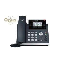 Yealink Sip-T42S Poe 12Xsip Telefono Ip