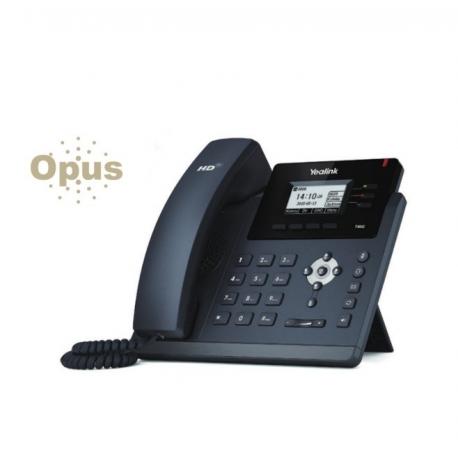 YEALINK SIP-T40G POE 3XSIP GIGABIT TELEFONO IP