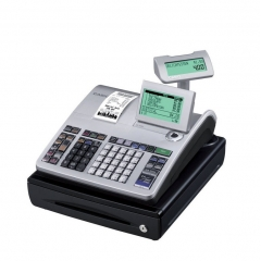Caja Registradora Casio SE-S400 Plata - Conexion PC