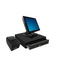 TPV KT-700 + Impresora Termica + Cajon + Software TPV + facturación + Licencia Windows