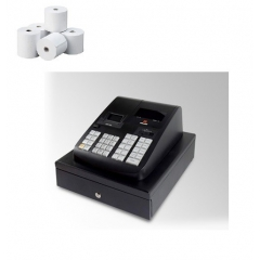Caja Registradora Olivetti ECR 7790 + 10 Rollos Papel