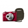 Nikon Coolpix A10 16.44MP + Estuche Roja Camara Fotos
