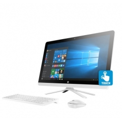 HP AIO 24-E014NS A9-9400 2.4Ghz 8GB 1TB 23.8'' Tactil W10 Blanco