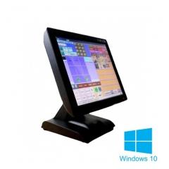"""TPV Tactil KT-700 LED Intel Quad Core J1900 2GB DDR2 64Gb SSD 15"""" + Visor + Windows 10 PRO 64"""