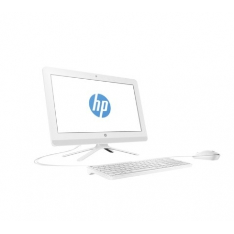 HP AIO 20-C000NS 20'' 1TB 4GB AMD E2-7110 All Blanco