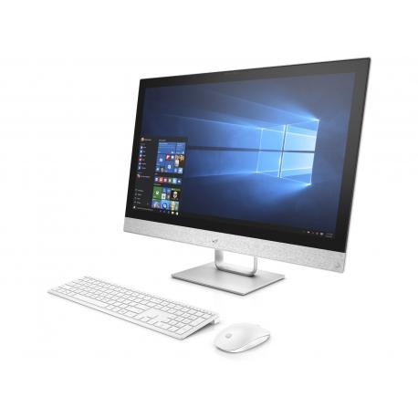 HP Pavilion AiO 24-R057NS Ci5-7400T 8GB 128SSD 2TB Radeon R350 2GB W10