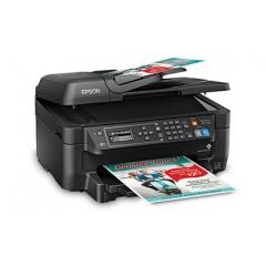Epson WorkForce WF-2650DWF Multifuncion Tinta Wifi Duplex Fax