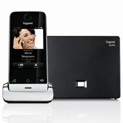 Gigaset SL910 Telefono Inalambrico DECT Bluetooth Pantalla 3.2 (Outlet)