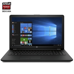 HP 15-BS037NS 15.6'' Ci3-6006U 8GB 1TB W10H Dedicada AMD Radeon 520 2GB (Outlet)