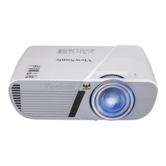 ViewSonic PJD5353LS XGA 3200 Lumens Proyector DLP Lente Corta