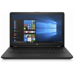 HP 15-BS000NS Celeron N3060 4GB 500GB 15.6'' W10H Negro (Outlet)