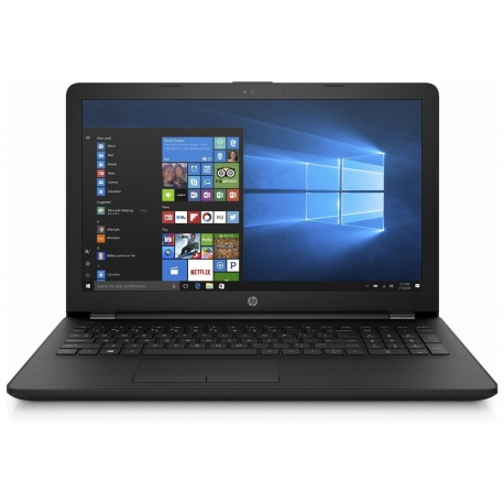 HP 15-BS000NS Celeron N3060 4GB 500GB 15.6'' W10H Negro