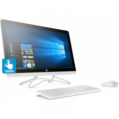 HP 24-E005NS AiO Ci5-7200U 8GB 2TB W10 Home Tactil (Outlet)