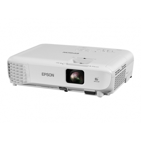 Epson EB-X05 XGA Proyector 3LCD 3300 Lumens (Outlet)