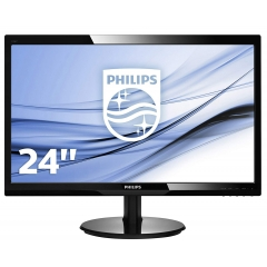 Philips 246V5LSB 24'' 1920x1080 Monitor LED (Outlet)