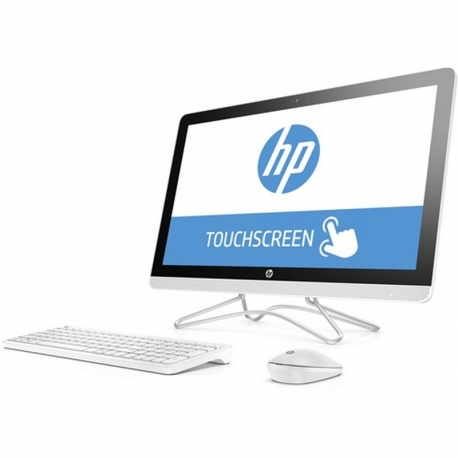 HP AIO 24-E008NS Ci5-7200U 8GB 1TB 24'' Nvidia Geforce 920MX 2GB Monitor Tactil W10 Home