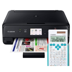 Canon Pixma TS5050 + Calculadora Canon Multifuncion Tinta Wifi (Outlet)