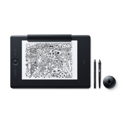 Wacom Intus Pro Paper Edicion Medium PTH-660P-S Tableta Grafica Bluetooth