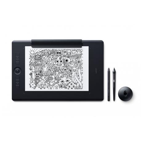 Wacom Intus Pro Paper Edicion Medium PTH-660P-S Tableta Grafica Bluetooth