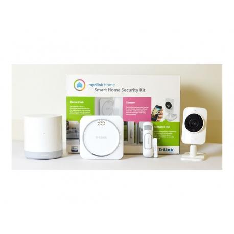 D-Link mydlink Home Security Kit Z-Wave