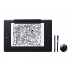 Wacom Intus Pro Paper Edicion Large PTH-860P-S Tableta Grafica Bluetooth (Outlet 2)