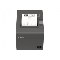 Epson TM-T20II Impresora De Tickets Termica USB Ethernet SERIE RS232 Velocidad 200Mm-S - Caracteres