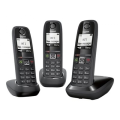 Gigaset AS405 - Trio Telefonos DECT