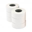 Pack 6 Unidades Rollos Etiquetas 26X16Mm 1000 Etiq