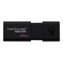 Kingston DataTraveler 100 G3 32GB USB 3.1 Pen Drive
