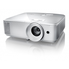 Optoma HD27e FullHD Proyector DLP 3400 ANSI Lumens 3D 1920x1080 Home Cinema