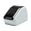 Brother QL-810W Impresora Etiquetas Profesional Wifi Bicolor Negro/Rojo (Outlet)