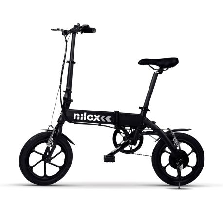 Nilox Doc E-Bike X2 Plus Bicicleta Electrica Plegable Acero