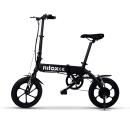 Nilox Doc E-Bike X2 Plus Bicicleta Electrica Plegable Acero + Regalo Action Cam Nilox