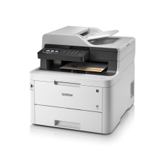 Brother MFC-L3770CDW Multifuncion Laser Color Wifi Duplex Fax