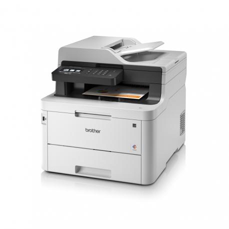 Brother MFC-L3770CDW Multifuncion Laser Color Wifi Duplex Fax