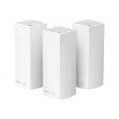 Linksys Velop AC6600 Pack 3 Unidades Wifi Intelligent hasta 375 m2