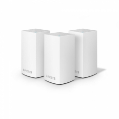 Linksys Velop AC3600 Pack 3 Unidades Wifi Intelligent hasta 350 m2 (Outlet)
