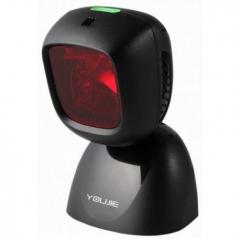 Honeywell Youjie HF600 1D 2D QR USB Lector Codigo Barras Negro (Outlet)