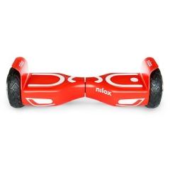 Hoverboard Nilox Doc 2 Rueda 6.5'' Rojo / Blanco